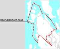 Kuvan lähde: Osallistumis- ja arviointisuunnitelma, Neulaniemen osayleiskaava, Kuopion kaupunki