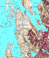 Maastokarttarasteri 1:50000, Maanmittauslaitos 8/2014 (mml.fi/avoindata_lisenssi_versio1_20120501)